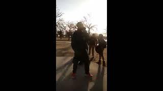 School fight in Seagoville high