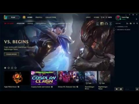 [English/Tagalog] League of Legends PH Server