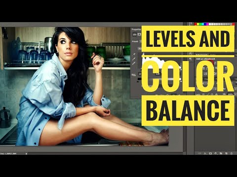 How to make Color Tone Adjustment in Photoshop CC, CS6