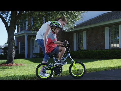 How to fit a child's bike (4 Steps)