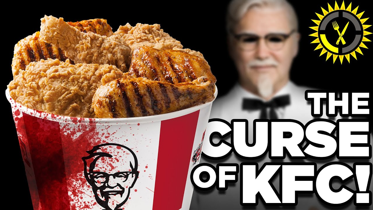 Food Theory: KFC and the Curse of Colonel Sanders