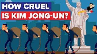 How Cruel Is North Korean Leader Kim Jong-Un?
