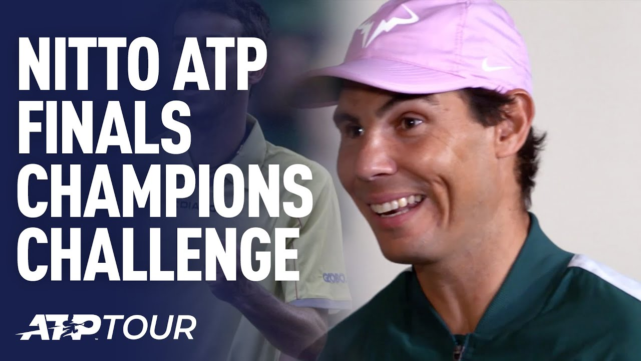 Nadal, Djokovic & More Feature in Finals Champions Challenge!