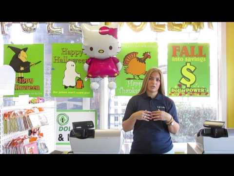 New Dollar Store Opening Story