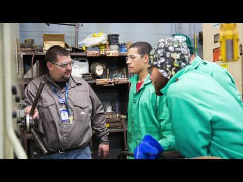 CNC/Welding Bootcamp - Tre's Story