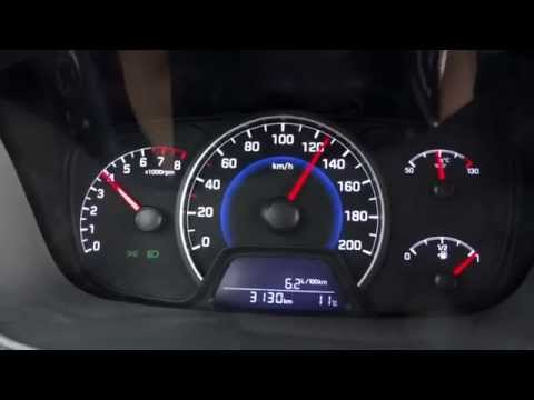 Hyundai I10 fuel consumption test