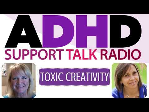 How Toxic Creativity affects ADHD Productivity
