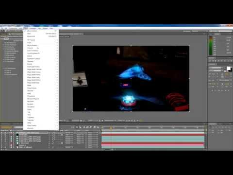 3dsMax + After Effects 3D Hologram Projection Tutorial