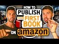 How To Self-Publish Your First Book on Amazon Kindle Direct Publishing for FREE (KDP)