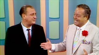 Rodney Dangerfield Has Jackie Gleason Bursting Out in Laughter (1970)