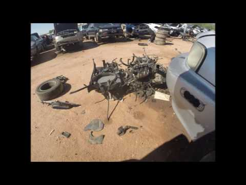 All You Can Carry For $59.99 Junkyard Sale timelapse, Colorado Springs U-Pull-&-Pay
