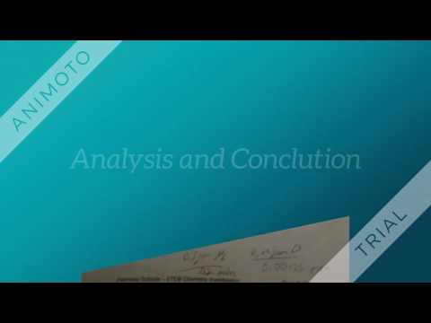 Empirical formula of magnesium oxide luis video chemestry