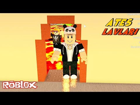 Ateş Lavlarından Kaçıyoruz! Roblox Survive The Disasters 2