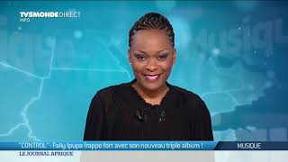 """Control"" de Fally Ipupa : retour à la rumba congolaise"