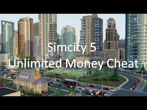 SimCity 5 How To Get Unlimited Money