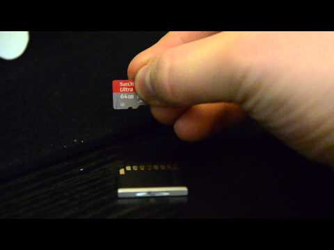 Nifty MiniDrive Micro SD Card Adapter for MacBooks Review and Hands On