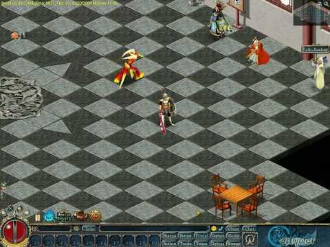 Conquer Online-Reborn Skill-Fire Evil