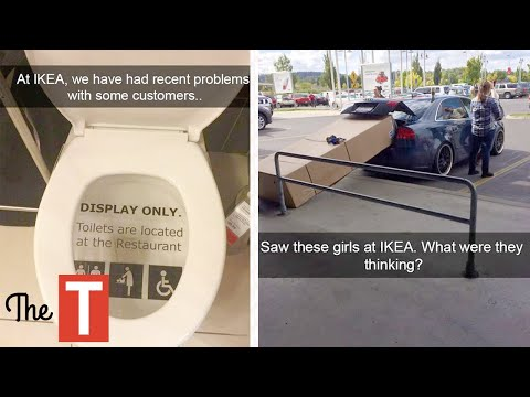 IKEA Snapchat Stories That Never Get Old