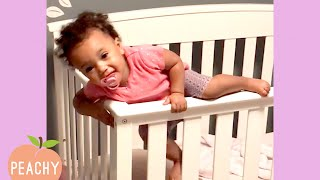 Baby Escape Artists! Watch This Cuteness! | Funny Moments | Cute videos