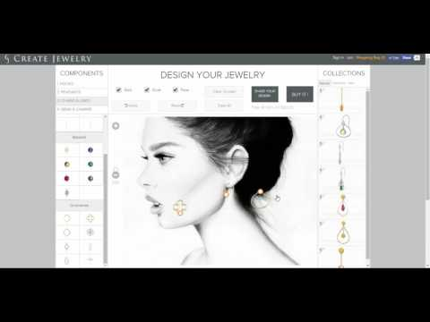 Create Your Own Custom Jewelry Online