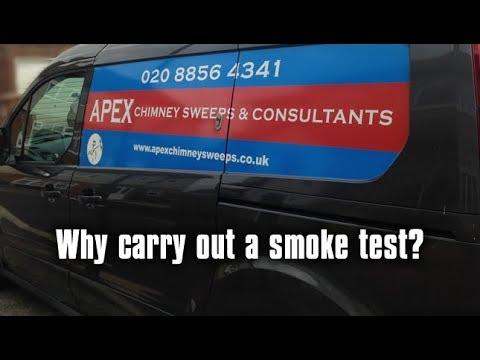 Chimney Smoke Tests - Apex Chimney Sweeps London