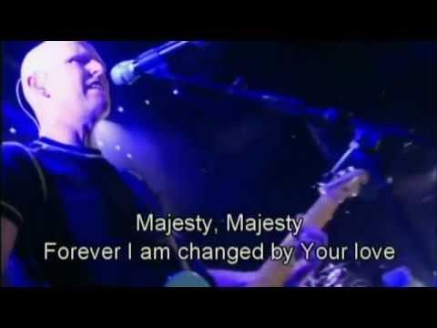 Majesty - Delirious with Hillsong (lyrics) (Last part) Best True Spirit Worship Song
