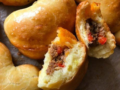 Turkish Beef Hand Pies (Pogaca) Episode 313 - Baking with Eda