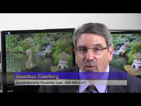 Spondylosis and Social Security Disability