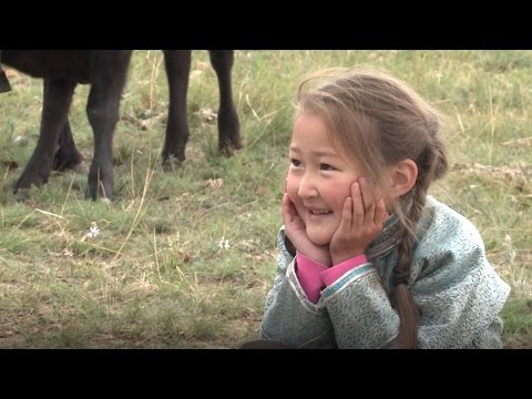 Mongolia: Preparing Children of Nomadic Herders for School