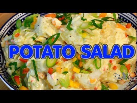 STOP!! HOW TO MAKE THE BEST EVER POTATO SALAD ! JAMAICA WAY