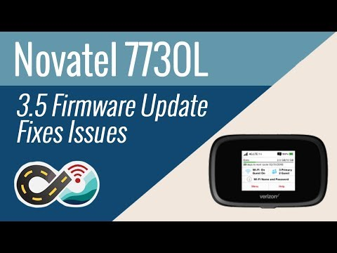 Verizon 7730L 3.5 Firmware Update Fixes 3A Issues (Plus Tips on Factory Reset)