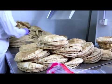 Lebanese Pita Bread: How It's Made