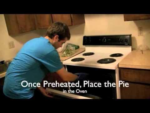 How to Bake a Frozen, Pumpkin Pie