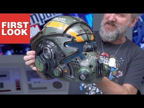 Titanfall 2 Unboxing: Pilot Udett packt aus