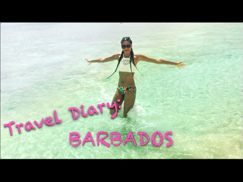Travel Diary    BARBADOS Vlog Days 1-4    Beach Life