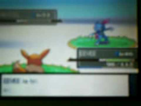 how to get a glaceon in pokemon platinum