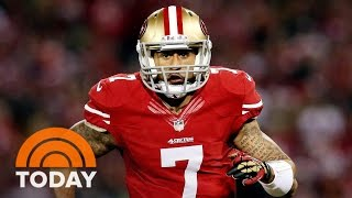 Outrage Grows Over Colin Kaepernick's Refusal To Stand During National Anthem | TODAY