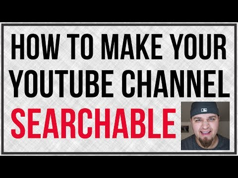 How To Make Your YouTube Channel SEARCHABLE - YTCH Podcast Episode 67