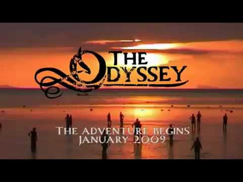 Every Country Without Flying? The Odyssey Pitch That Started It All.