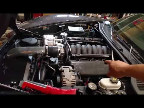 Fuel System Options for Boosted C6 Corvette Build. Part 51