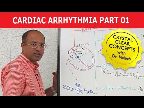 Cardiac Arrhythmia - Part 1/3