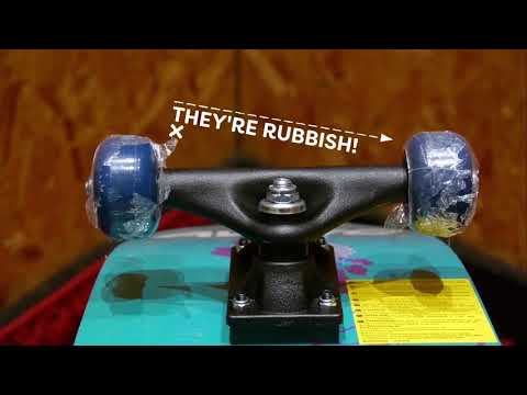 Your First Skateboard | Buying Advice & Tips for Beginners
