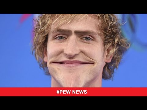 LOGAN PAUL IS CANCELLED! 📰 PEW NEWS📰
