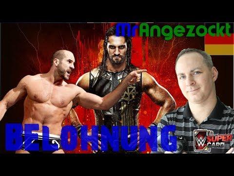 #WWESuperCard S4 ★  TBG Belohnung und mehr ★  [DE/GER][#MrATeam][PC, HD+, deutsch]