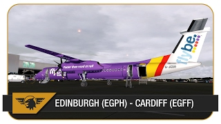 P3D] GEAR FAILED TO RETRACT! Dash 8 Shared Cockpit