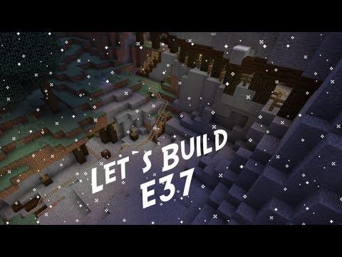 Minecraft Let's Build (Creative Mode) E37 - Minecart Heuvels (IkBenJeGame)