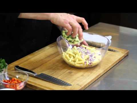 Garden Pasta Salad Recipes : Pasta Salads