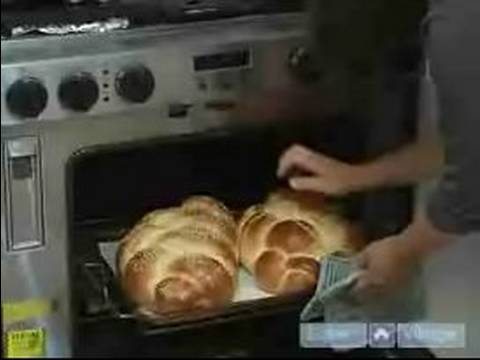 How to Bake a Traditional Challah Bread : Cool & Serve Challah Bread