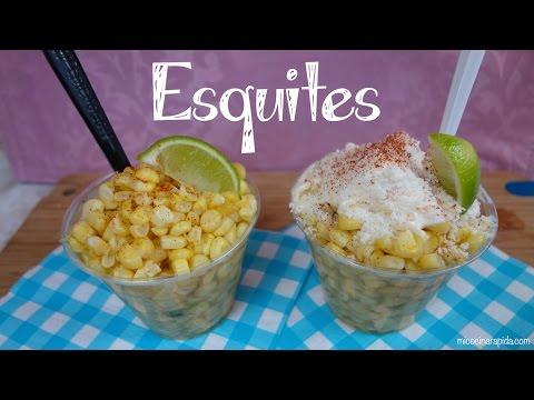 Esquites Mexicanos - Mi Cocina Rápida