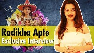 फिल्म Bombairiya में एक पीआर का रोल कर रही हैं Radikha Apte, देखिए ये खास बातचीत